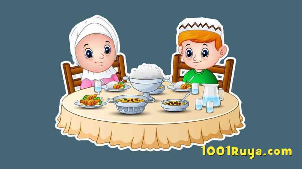 Ruyada-iftar-Gormek,-iftar-Vermek,-Acmak,-iftar-Sofrasi-ne-demek-1001ruyatabiri