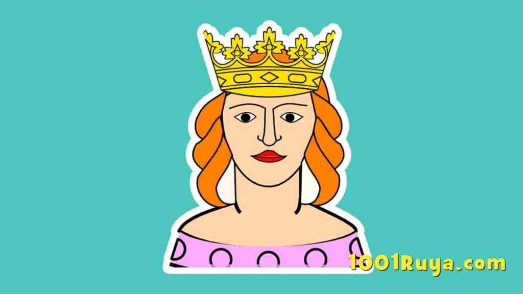 ruyada kralice gormek-kralice olmak-kralice oldugunu gormek-kralice taci-kral-ne demek-1001ruyatabiri